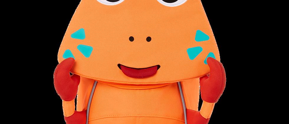Affenzahn Kinderrucksack Kleiner Freund Krabbe Neon