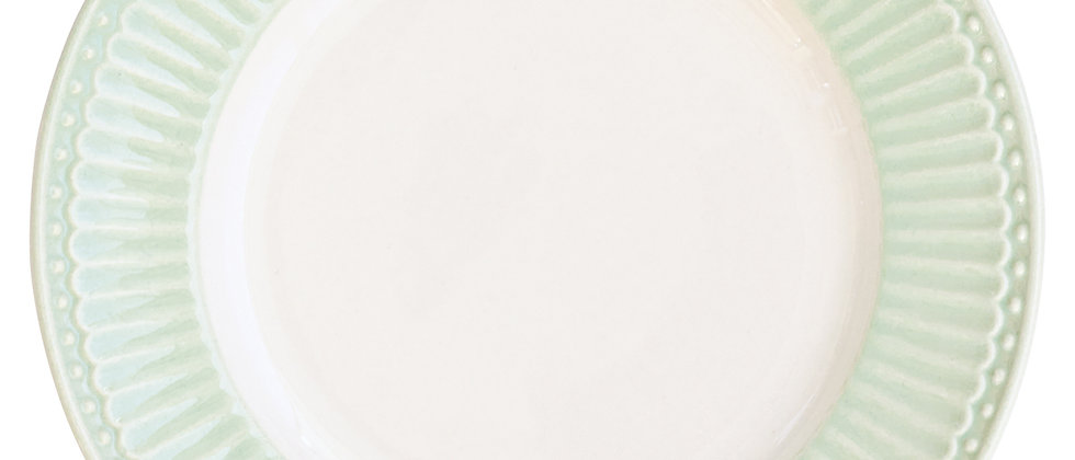 Greengate Teller 23 cm | Alice Pale Green
