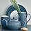 Thumbnail: Greengate Speiseteller 26,5 cm | Alice Ocean Blue
