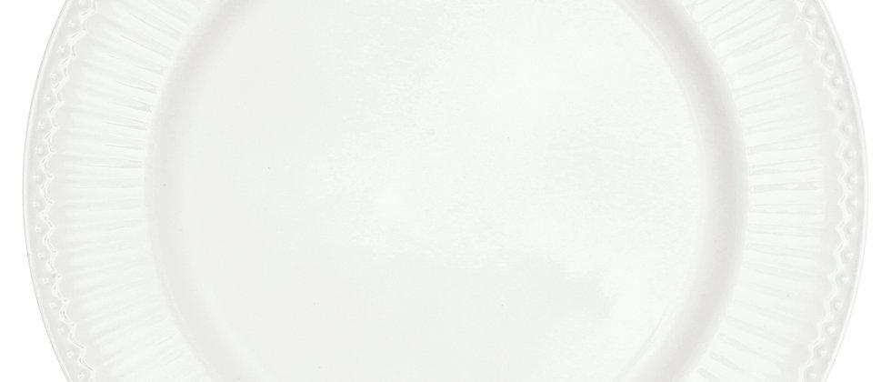Greengate Speiseteller 26,5 cm | Alice White