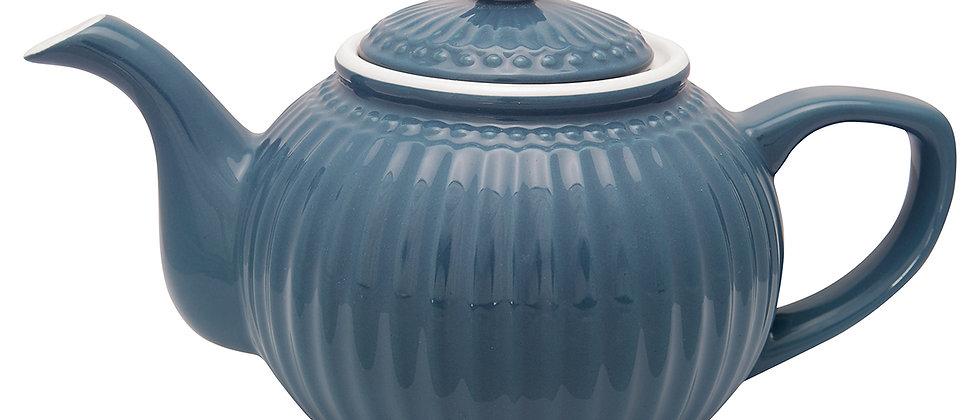 GreenGate Teekanne | Alice Ocean Blue
