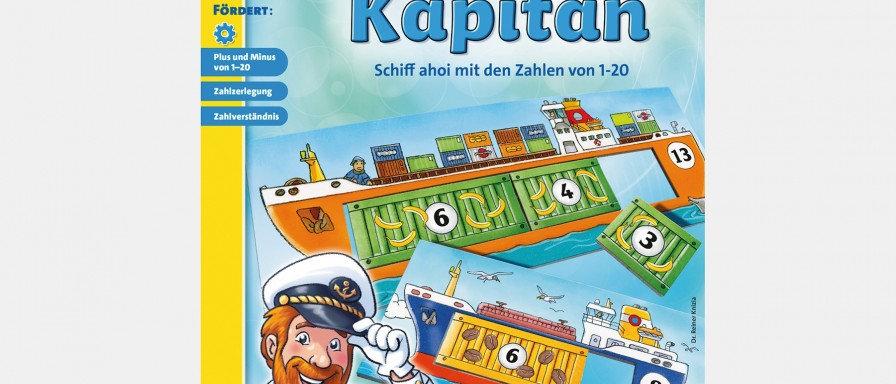 Rechen-Kapitän (6+)