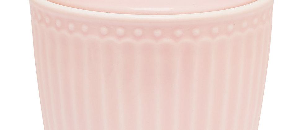 GreenGate Zuckerdose   Alice Pale Pink