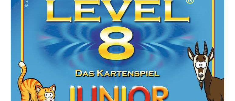 Level 8 Junior (6+)