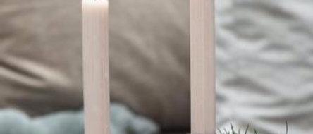 IB LAURSEN   Kerzenhalter für Stabkerzen