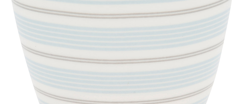 GreenGate Latte Cup | Tova Pale Blue