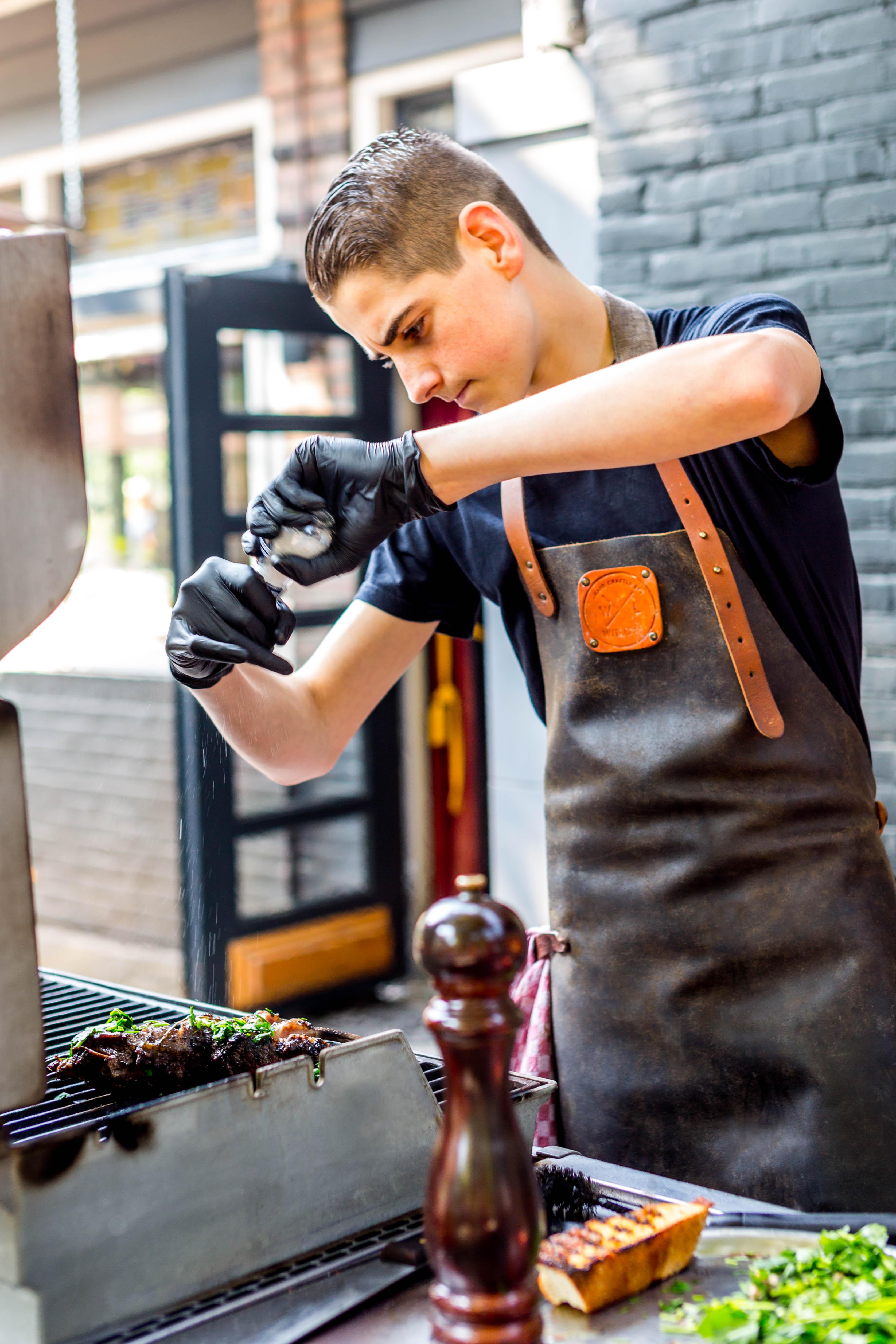 BBQ 't Oude Wandelpark steak kruiden