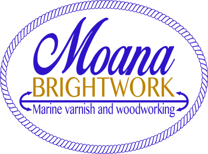 Moana Brightwork Marine Varnishing and Woodworking