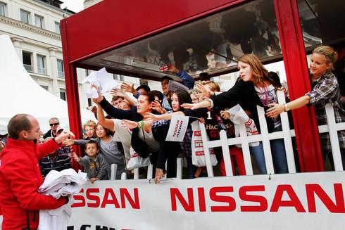 Le Mans Activation - Nissan