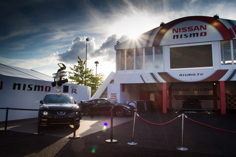 Nismo TV Live Stream Studio