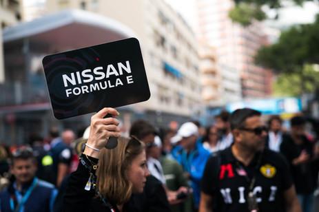 Nissan Formula E Guest Management