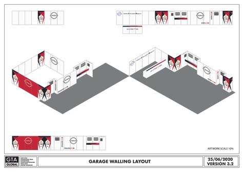 Motorsport VI project for Nissan