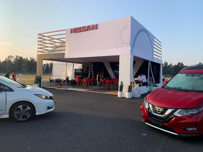 Nissan Mexico Activation
