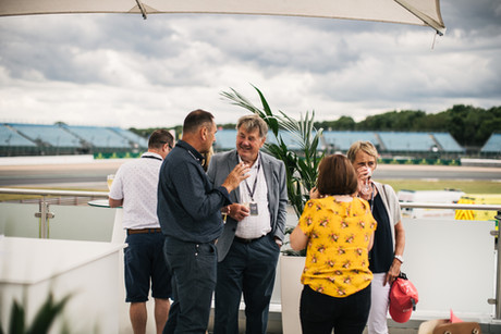 Roof Top Hospitality Silverstone