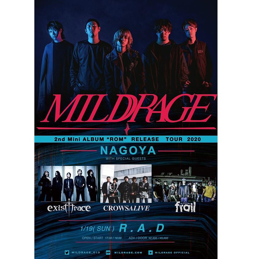 1/19(Sun.)MILDRAGE 2nd.Mini ALBUM `ROM` RELEASE TOUR 2020