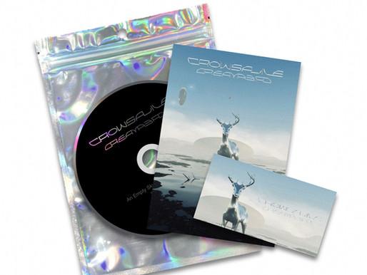 "2nd EP ""DREAMAERD"" フィジカル盤 販売開始!"