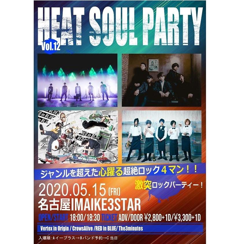 05.15(Fri) L&P Presents Heat Soul Party vol.12