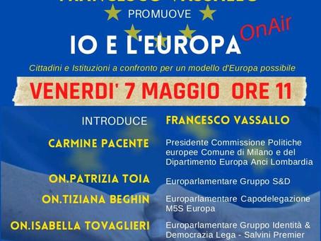 IO e L'EUROPA - Incotro a Bollate