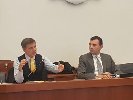 REACT-EU: commissione con Nicola de MICHELIS per fare il punto su REACT-EU