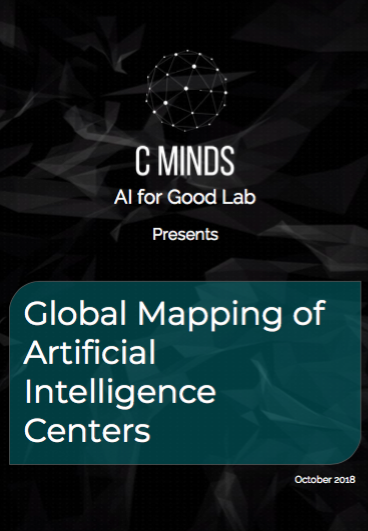Global Mapping of AI Centers