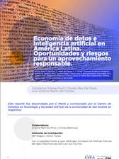 Economía de datos e inteligencia artificial en América Latina