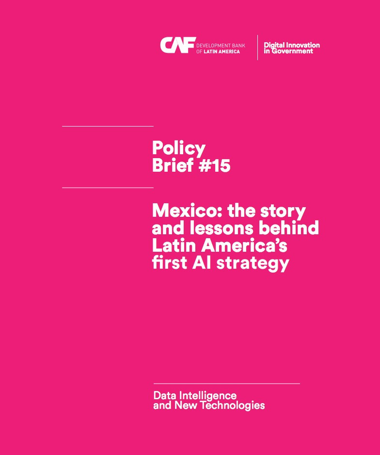 Policy Brief  - Mexico: the story and lessons behind Latin America's first AI strategy