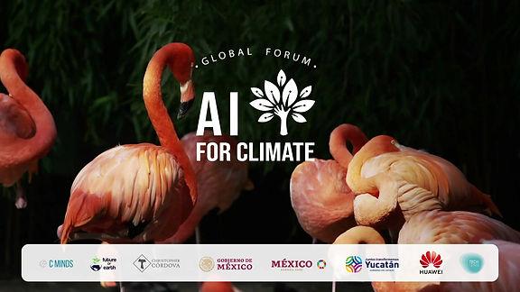 Frédéric García shares a final reflexion of the AI for Climate Global Forum.