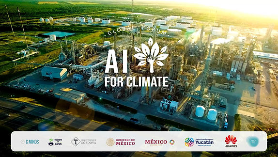 Guillermo Solomon, from Huawei, gives us some interesting examples of the role that the industry plays in the fight against climate change and how these giants can be powerful allies to assure a sustainable future.