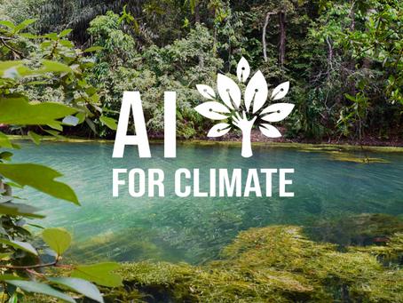 AI for Climate – Aprovechando la IA en contra del cambio Climático