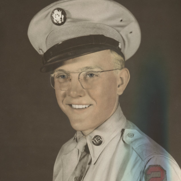 SFC. Harold W. Bauer
