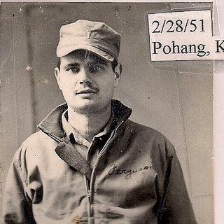 1ST LT. John Fergusen Jr.