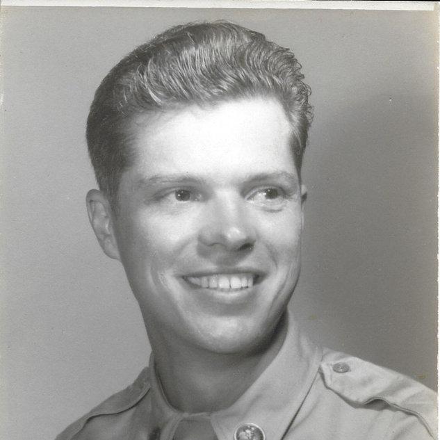 1st Lt. Melvin Elijah Clover