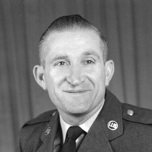 MSG. John W. Hanback