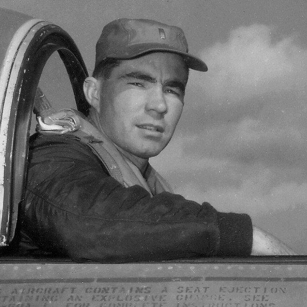 2nd Lt. Jim Escalle