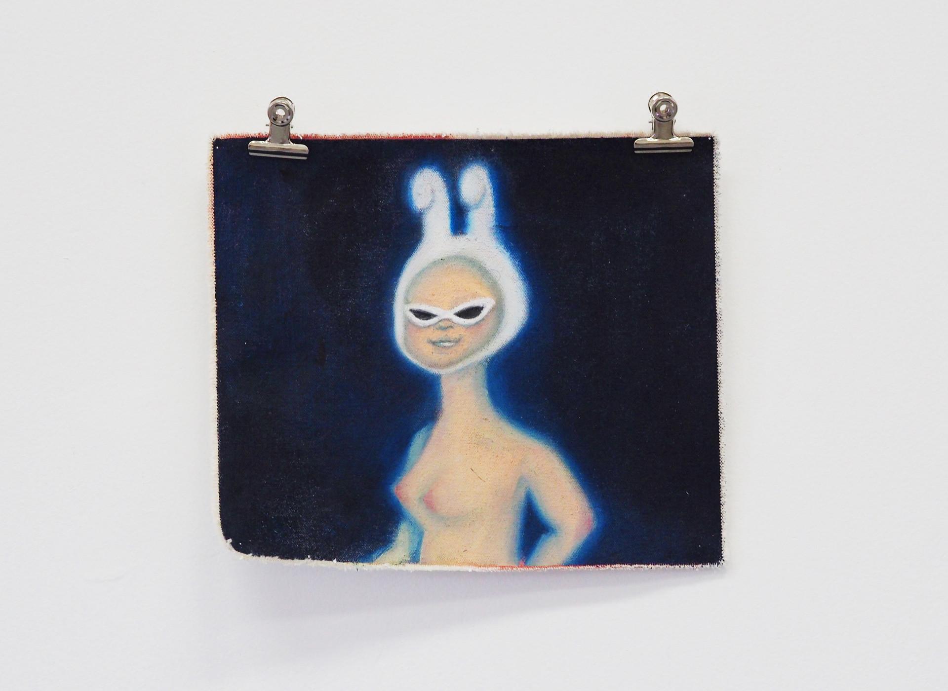 bunny in the dark (2017)