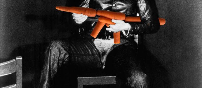 weaponised phallus