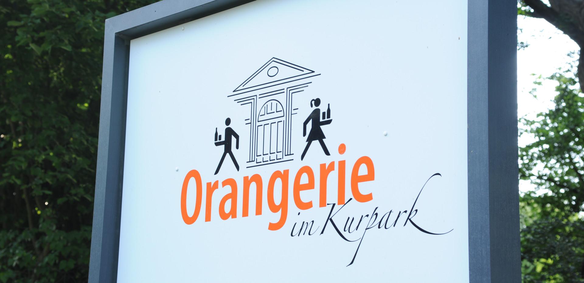 Orangerie Kurpark Bad Homburg