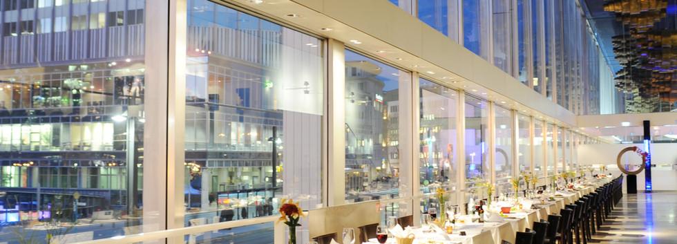 Panorama Bar Frankfurt Oper