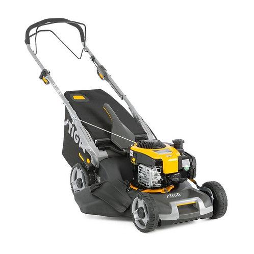 STIGA Rasenmäher TWINCLIP 50 SQ B - B&S 625 EXi Ready Start Mow&Stow