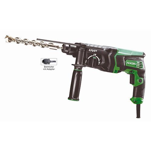 HiKOKI Bohrhammer SDS plus DH28PCY2 inkl. Adapter mit SSBF
