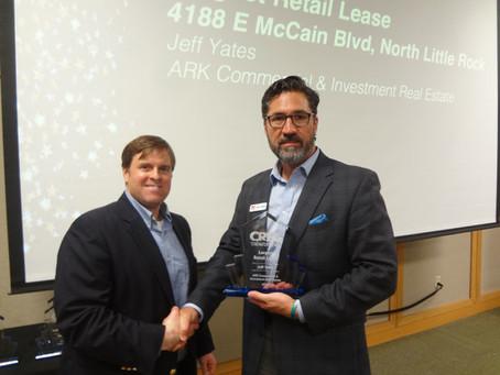 2018 CREC Award Winner