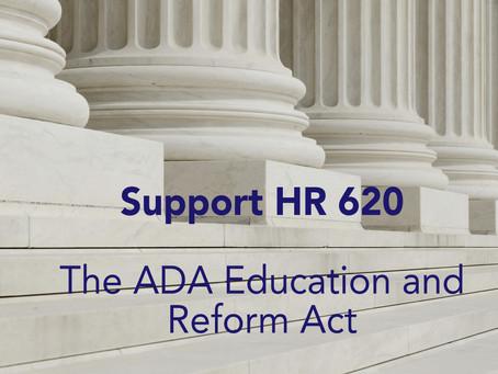 Support HR 620