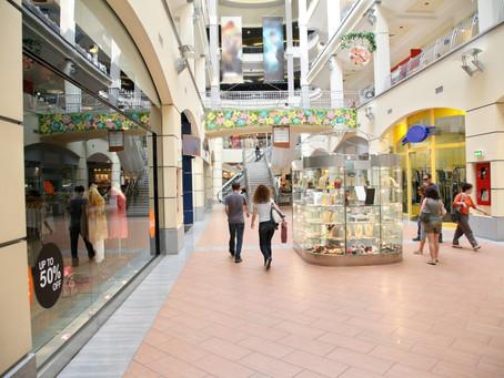 Local Malls Still Going Strong