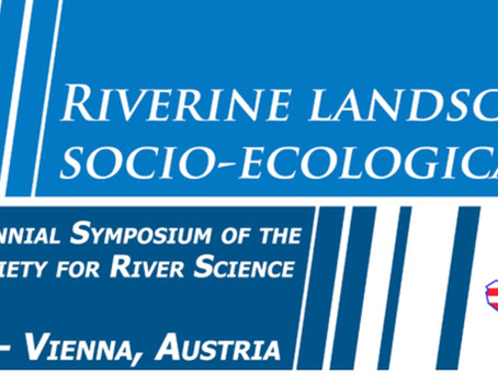 International Society for River Science Congress in Vienna (09/2019)