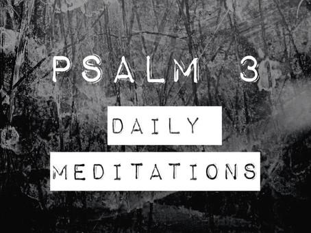 Psalm Three