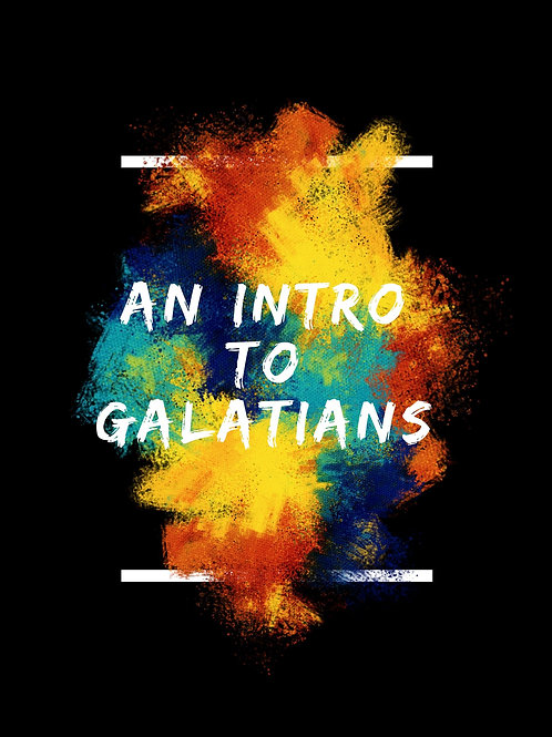 An Introduction to Galatians: PDF