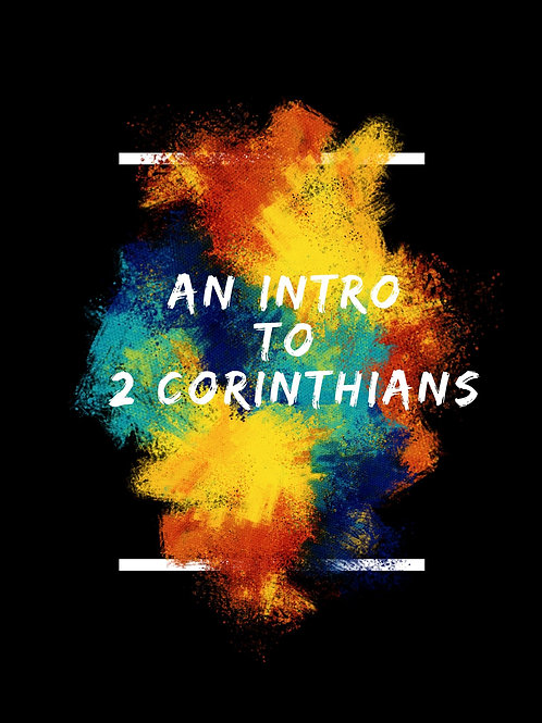 An Introduction to 2 Corinthians: PDF