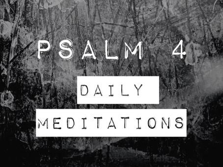 Psalm Four