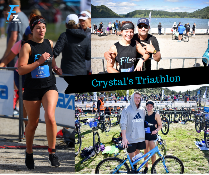 Crystals Triathalon