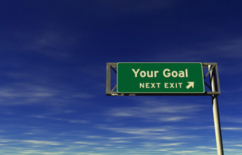 Goal Setting - set them.. then smash them